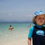 Max på Poda Island