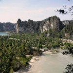 Utsikt över Railay East