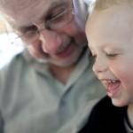 Farfar och Max