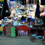 Välsorterad affär i Saladan